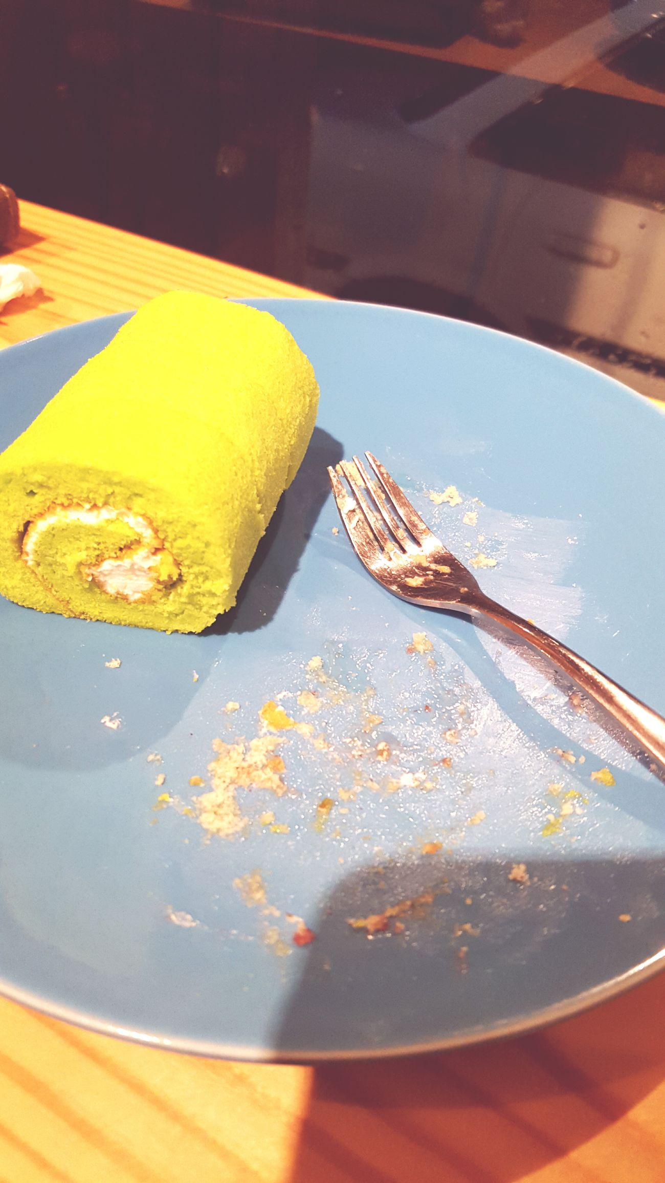 Sweet Tooth Jam Roll Sweets Pandan Dessert Cakeroll Homedupain Khmervintage Phnompenh Only In Cambodia
