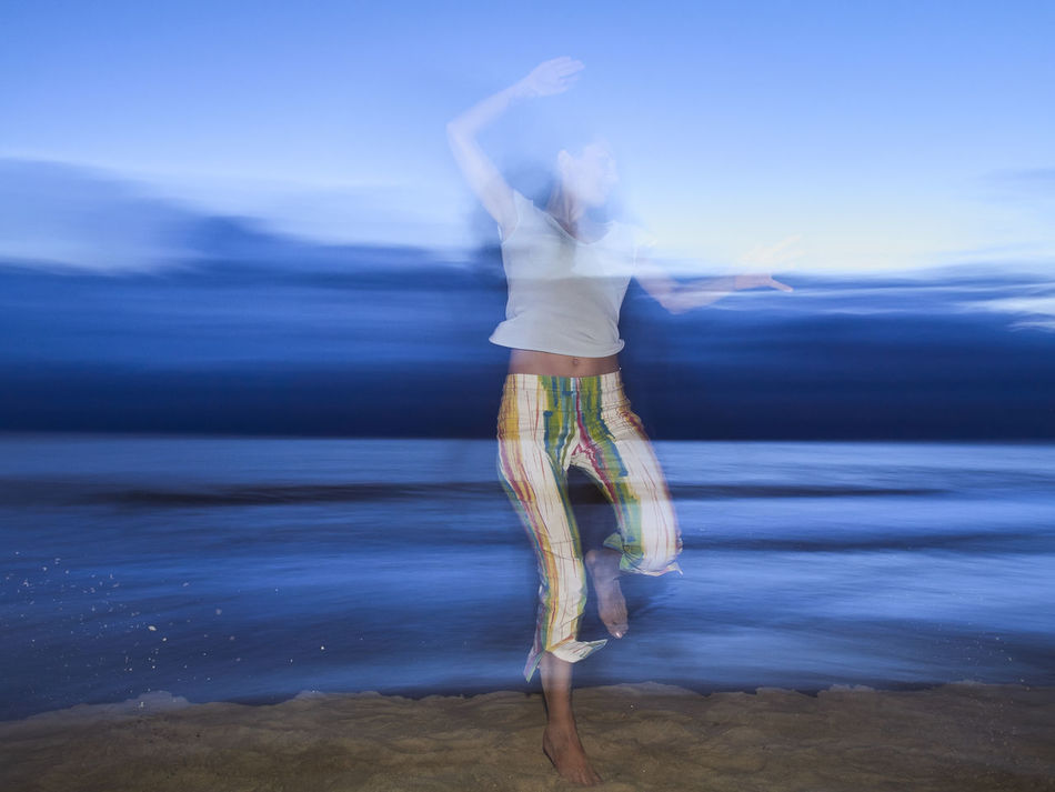 Beautiful stock photos of tanz, one person, full length, day, outdoors