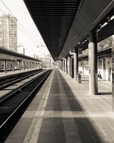 Transportation Trainstations Photigraphy