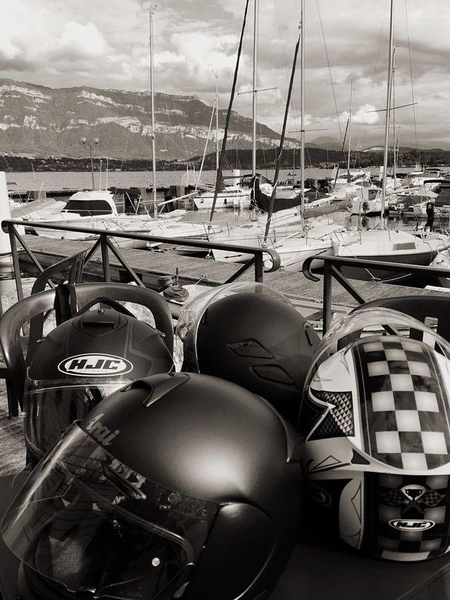 Motorcycle Helmet Arai Shoei Hjc Saturday Ride Lake View Bourget City Beach! IPhoneography Ride Or Die