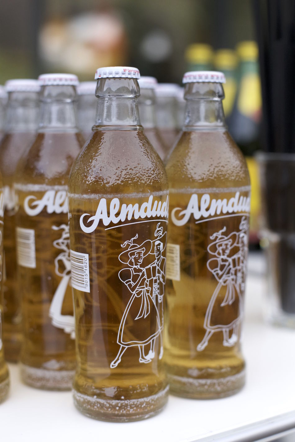 Chilled bubbles. Almdudler Arrangement Bottle Choice Close-up Creativity Culture Drink Drinking Focus On Foreground Food And Drink Glass Glass - Material Hotel Refreshment Still Life Table Transparent Variation