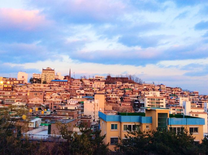 mural village Seoul First Eyeem Photo