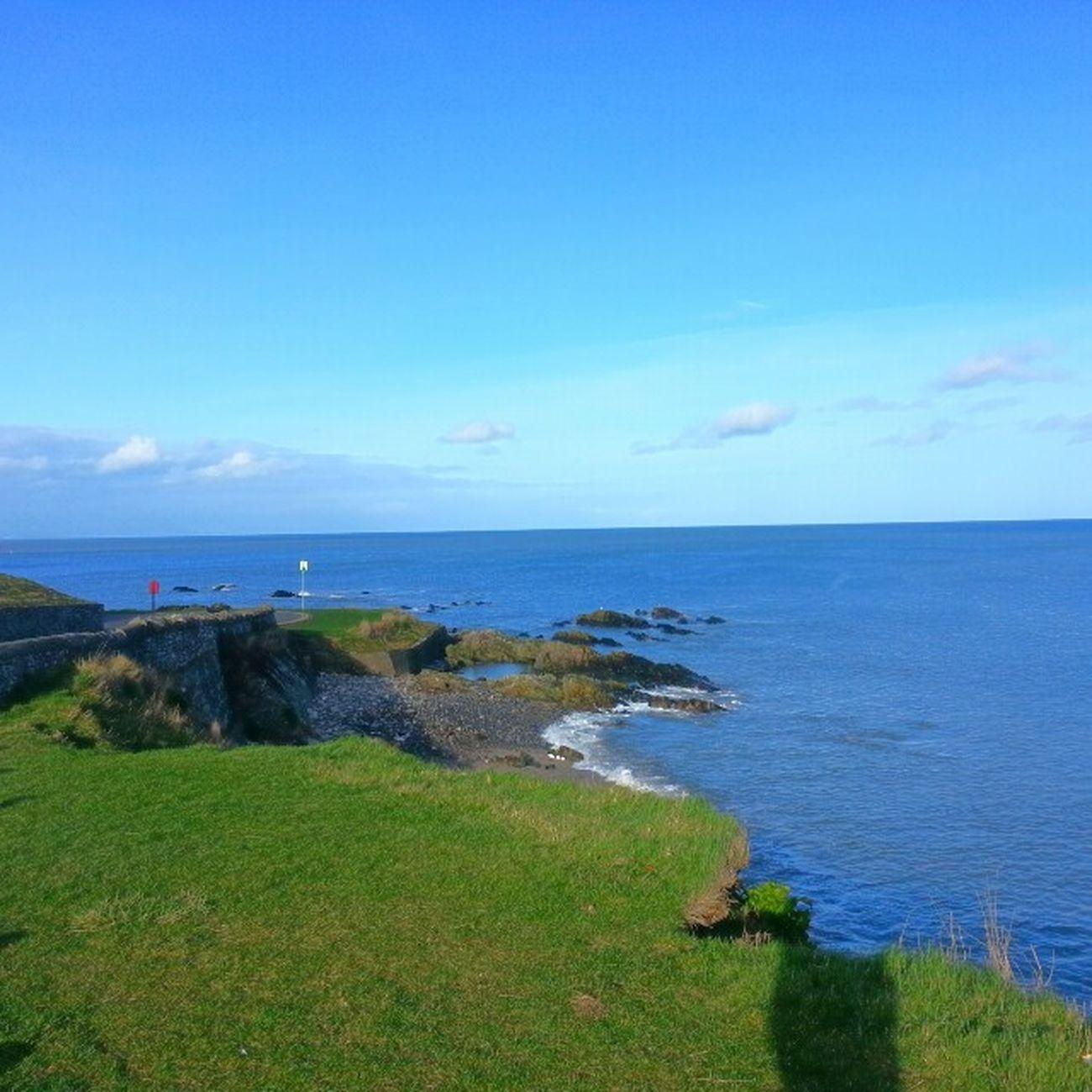 Coast In Irland