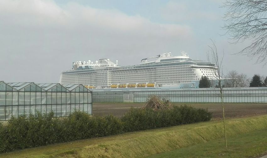 Nursery Cruise Ship Cruise Ships Cruise Liner EMS Papenburg The Purist (no Edit, No Filter)