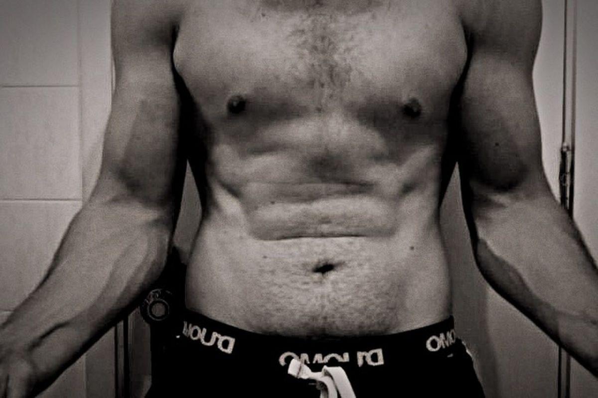 Working Hard Body & Fitness Self