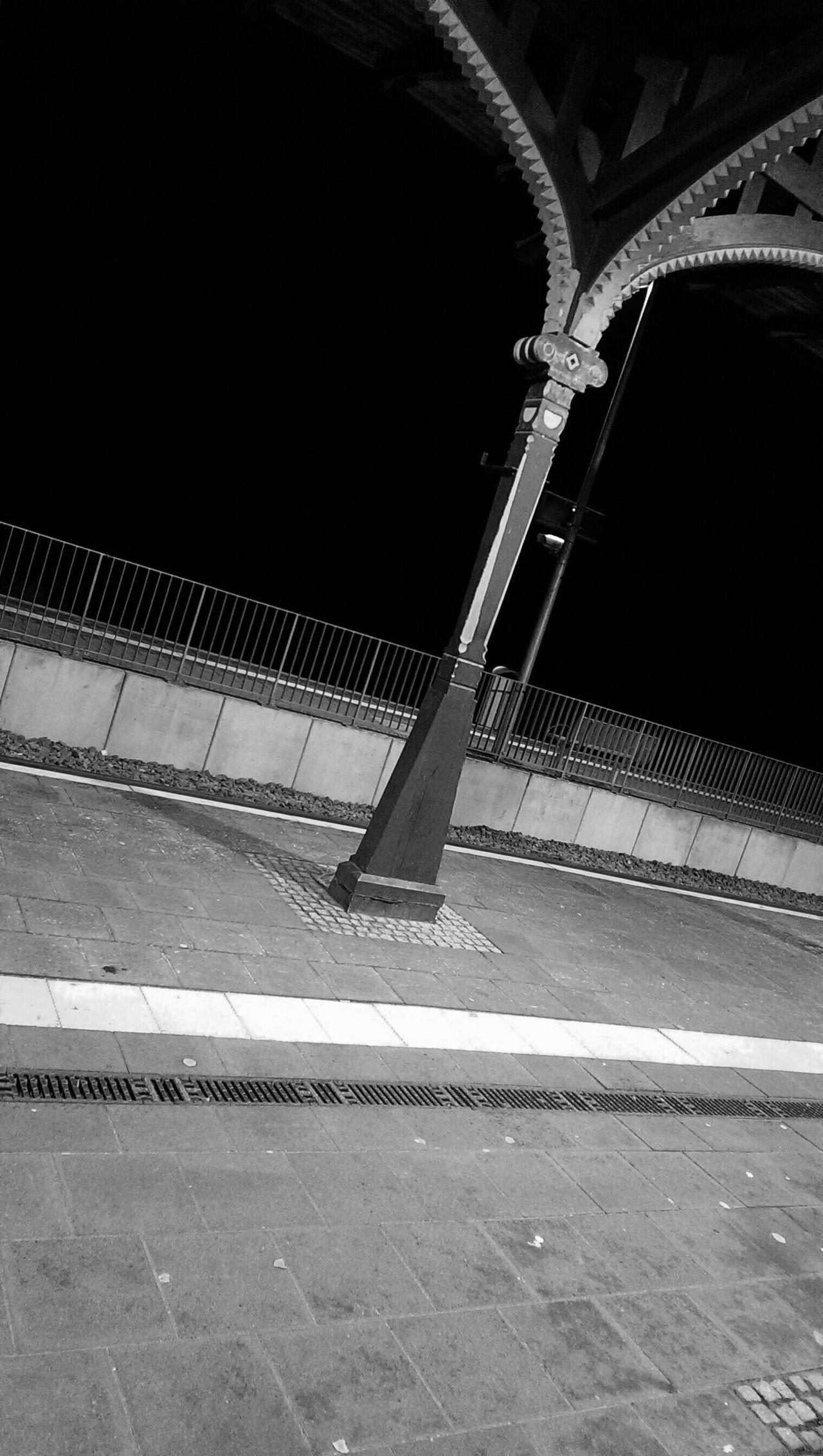 Plön Ploen Hauptbahnhof Kreisstadt In Der Der Nacht