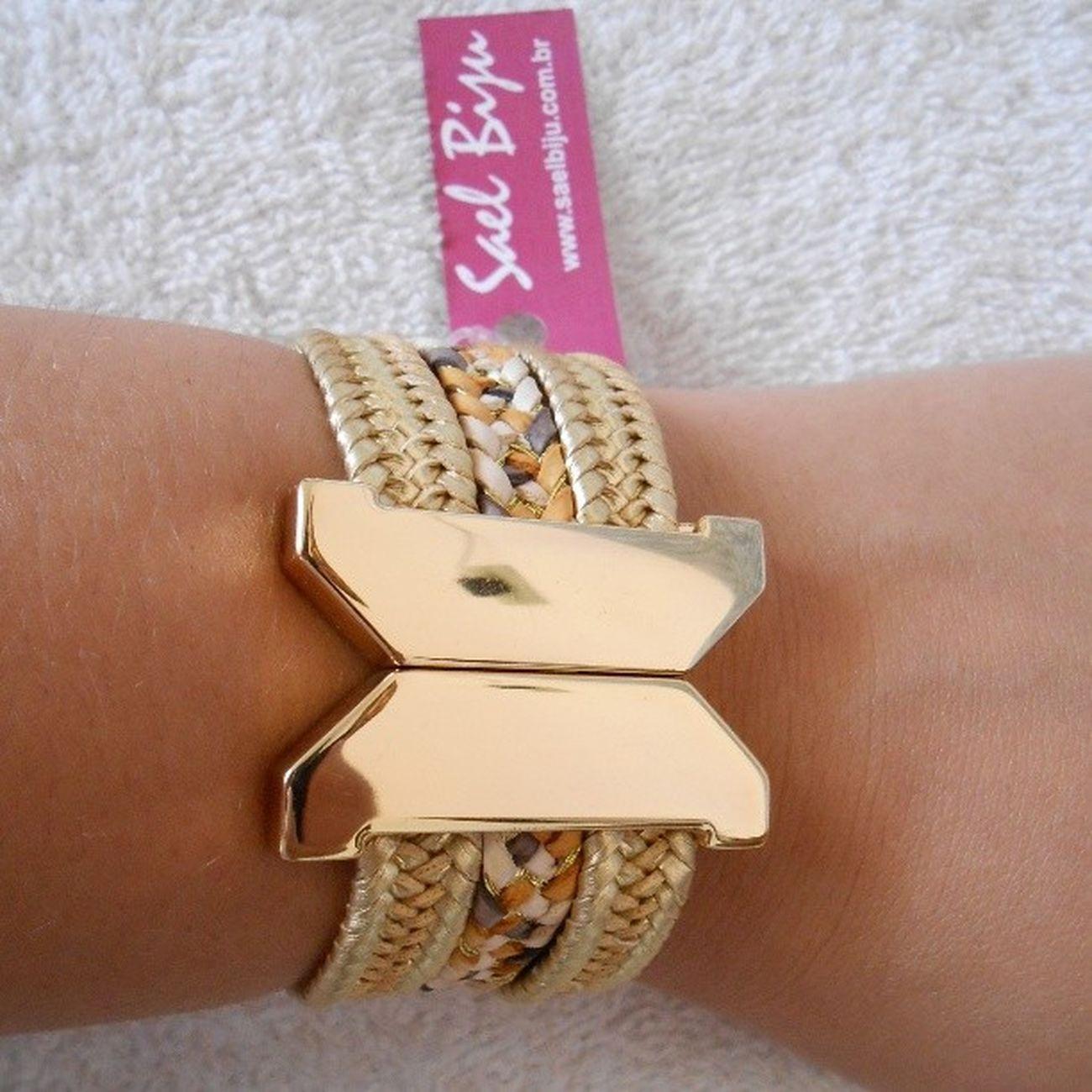 Bracelete LINDOPURARIQUEZA Moda Saelbiju Sempre AMO