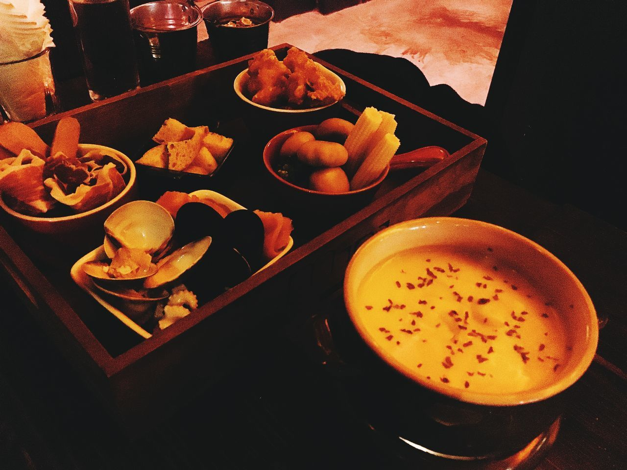 CheeseFondue Hongkongfood Hongkonger Hanging Out