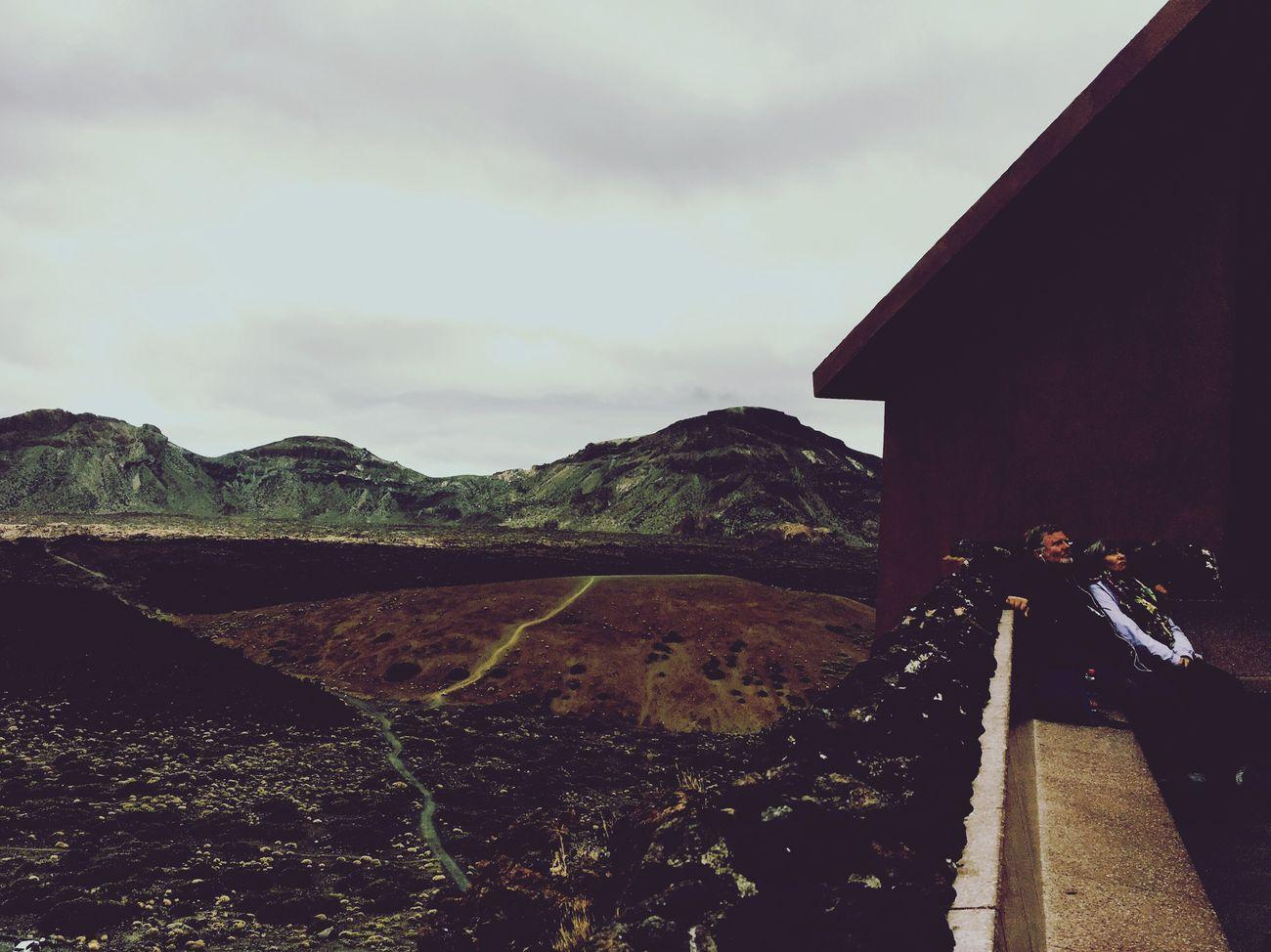 Sky Mountain Day Nature Beauty In Nature Strangers In Love Telepheric Tenerife Island