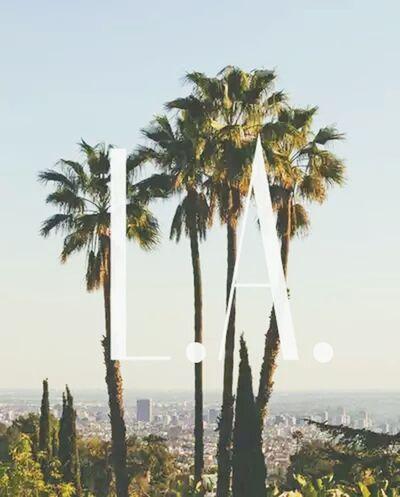 L.A.♥ Americandream Loveeeeeeeeee💜 Dreamscape