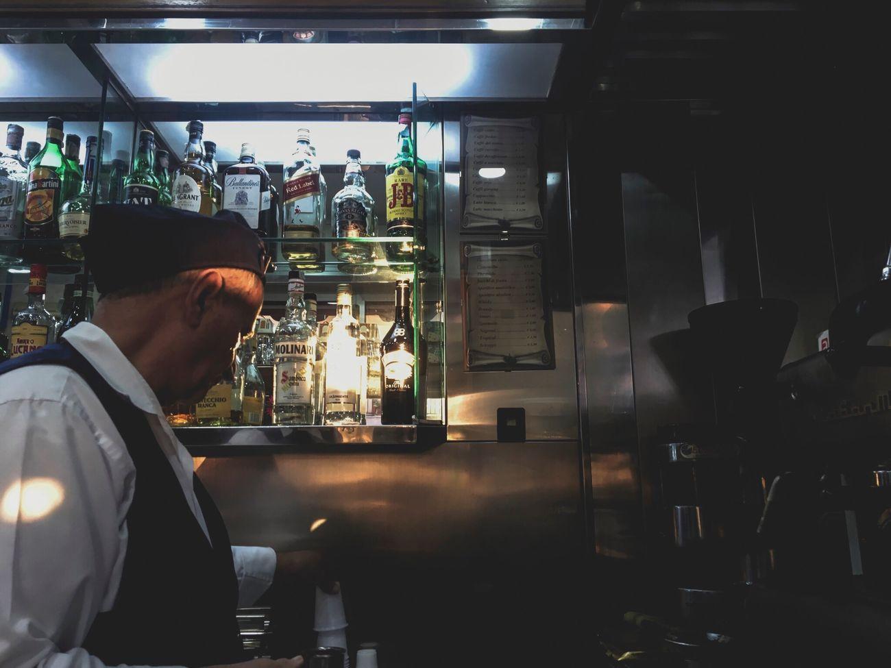 Coffee Coffee Time Cafe Napoli Naples Italia Italy Raffaelle Bar Toto Delacruzfotografia David De La Cruz
