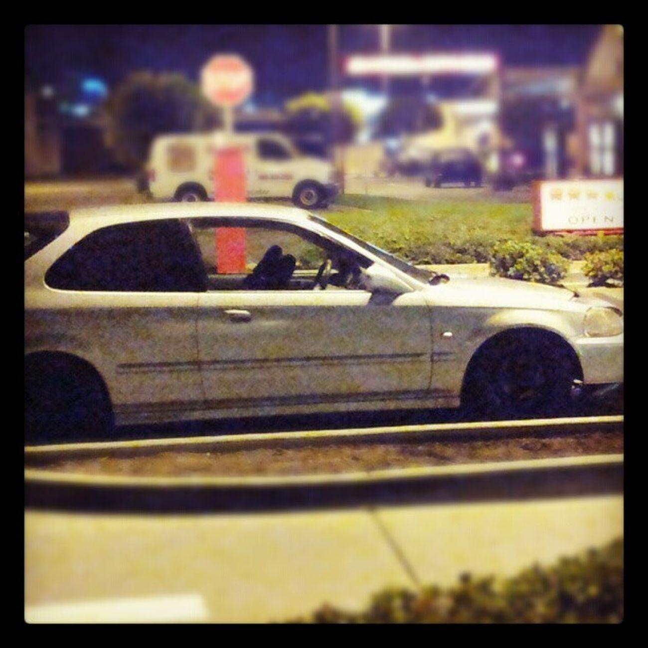 Dope @$$ EG Honda Hachie Smashed Jdmyo hellaflushsick