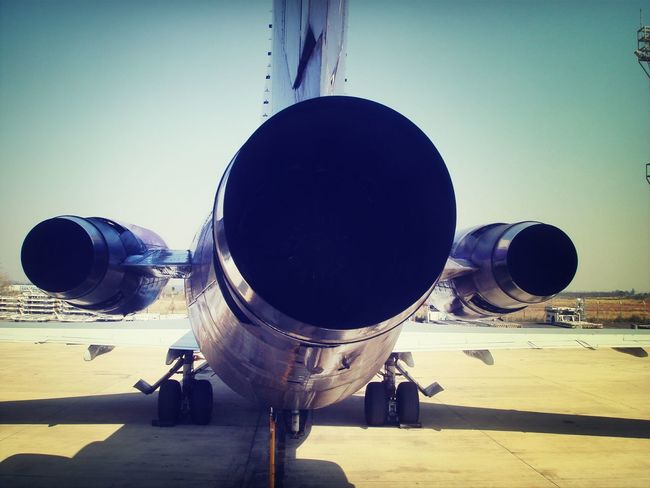 Boeing-727-200F and Its engines , Boeing 727 FedEx
