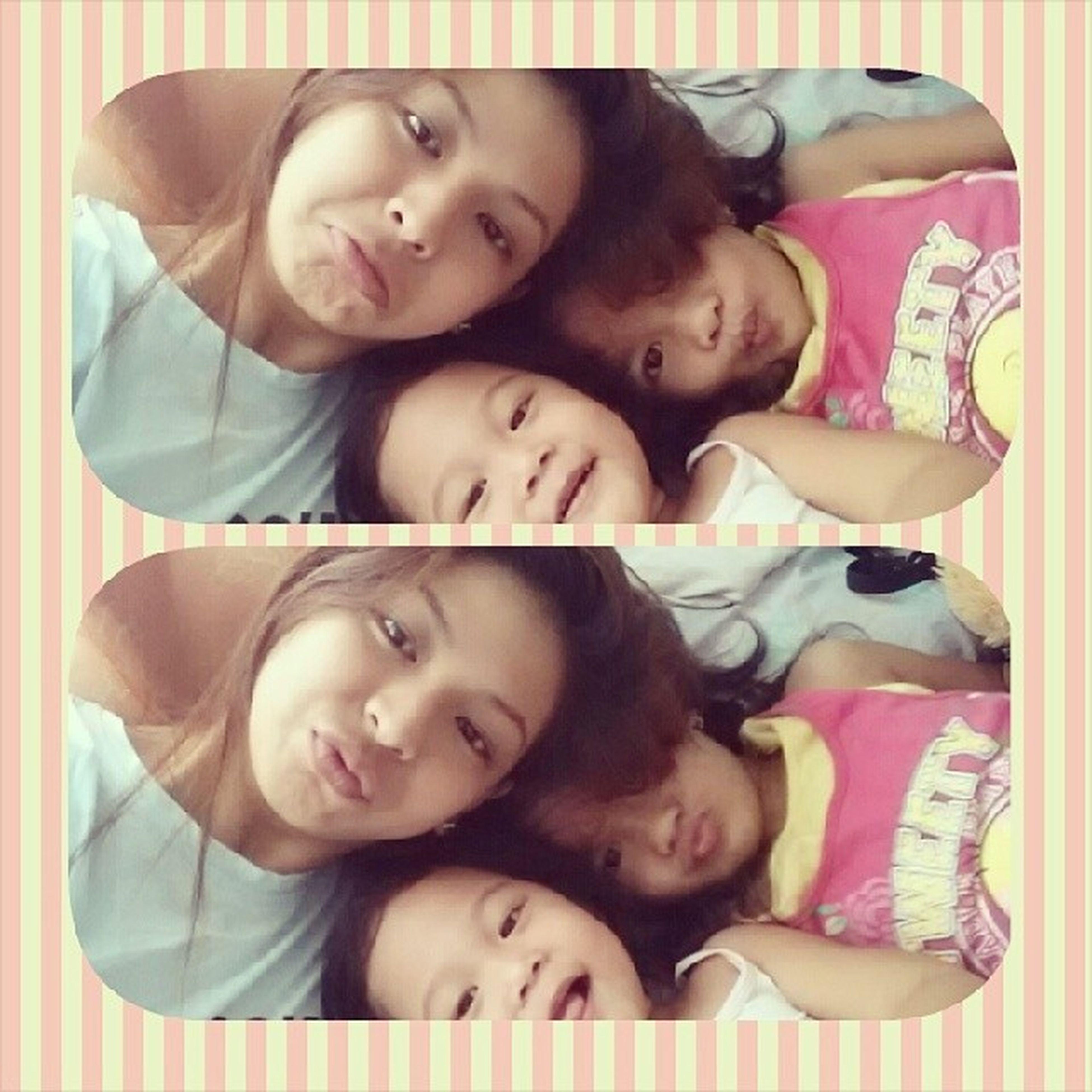 I love you two. Atetita ?❤
