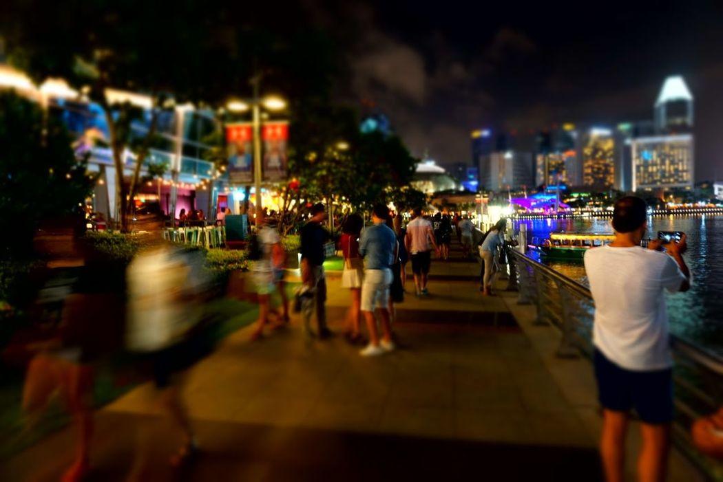 The city that never sleeps Sigapore Nosleepcity