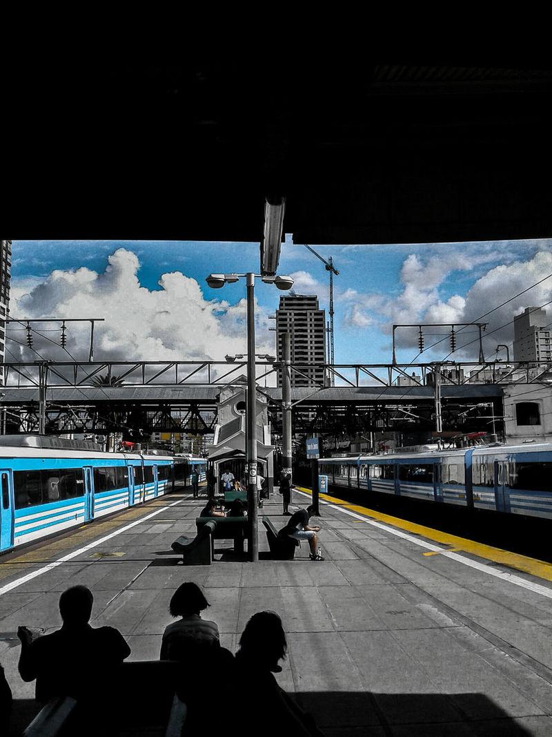 Samsung J1 y Lightroom. Transportation Train Train Station Trainspotting Public Transportation Lomas De Zamora Trenes Argentina