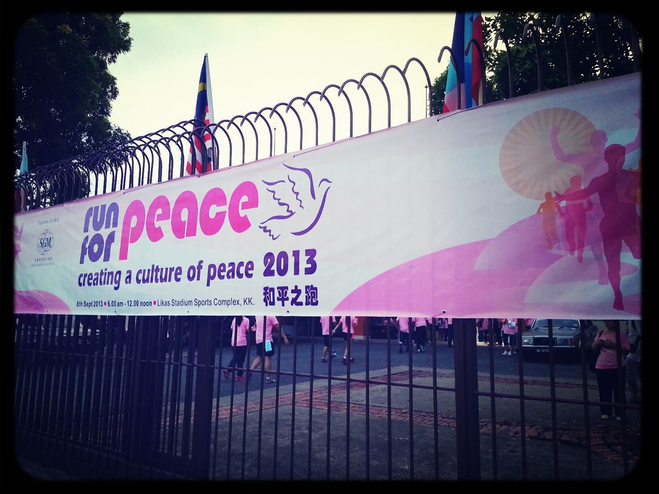 This Morning Peace Run Taking Photos EyeEm Best Shots