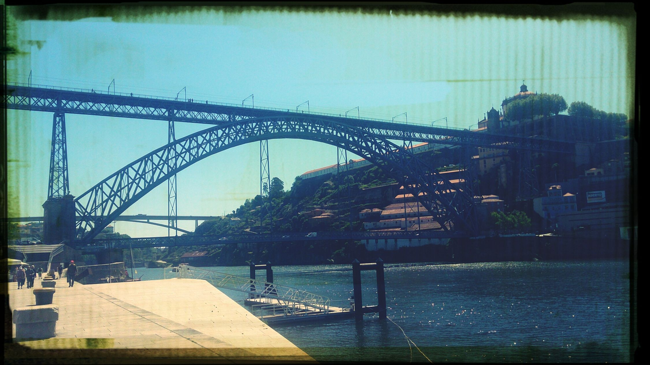 Porto Ribeira Ponte D.Luis