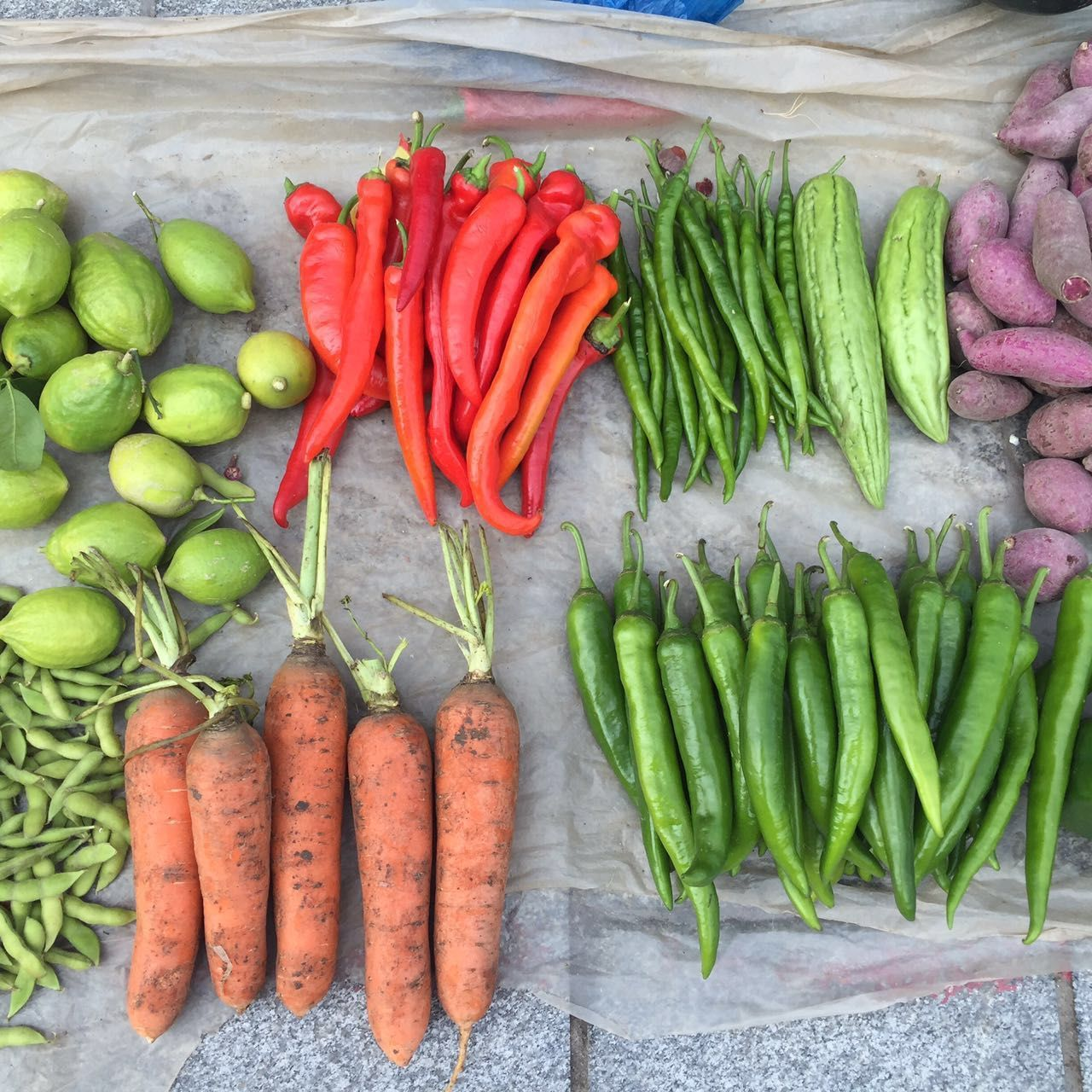 vegetable, food and drink, freshness, high angle view, healthy eating, food, large group of objects, variation, raw food, no people, green color, market, day, indoors