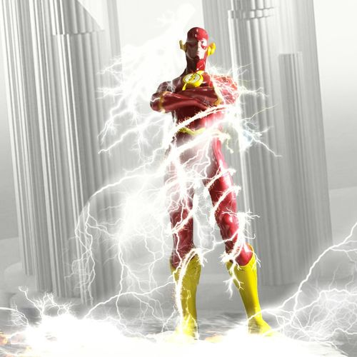 fastest man alive. Flash DC Superheroes Actionfigurephotography Toygallery Fighting