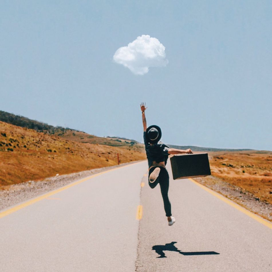 Beautiful stock photos of weather, Arms Raised, Casual Clothing, Cloud - Sky, Day