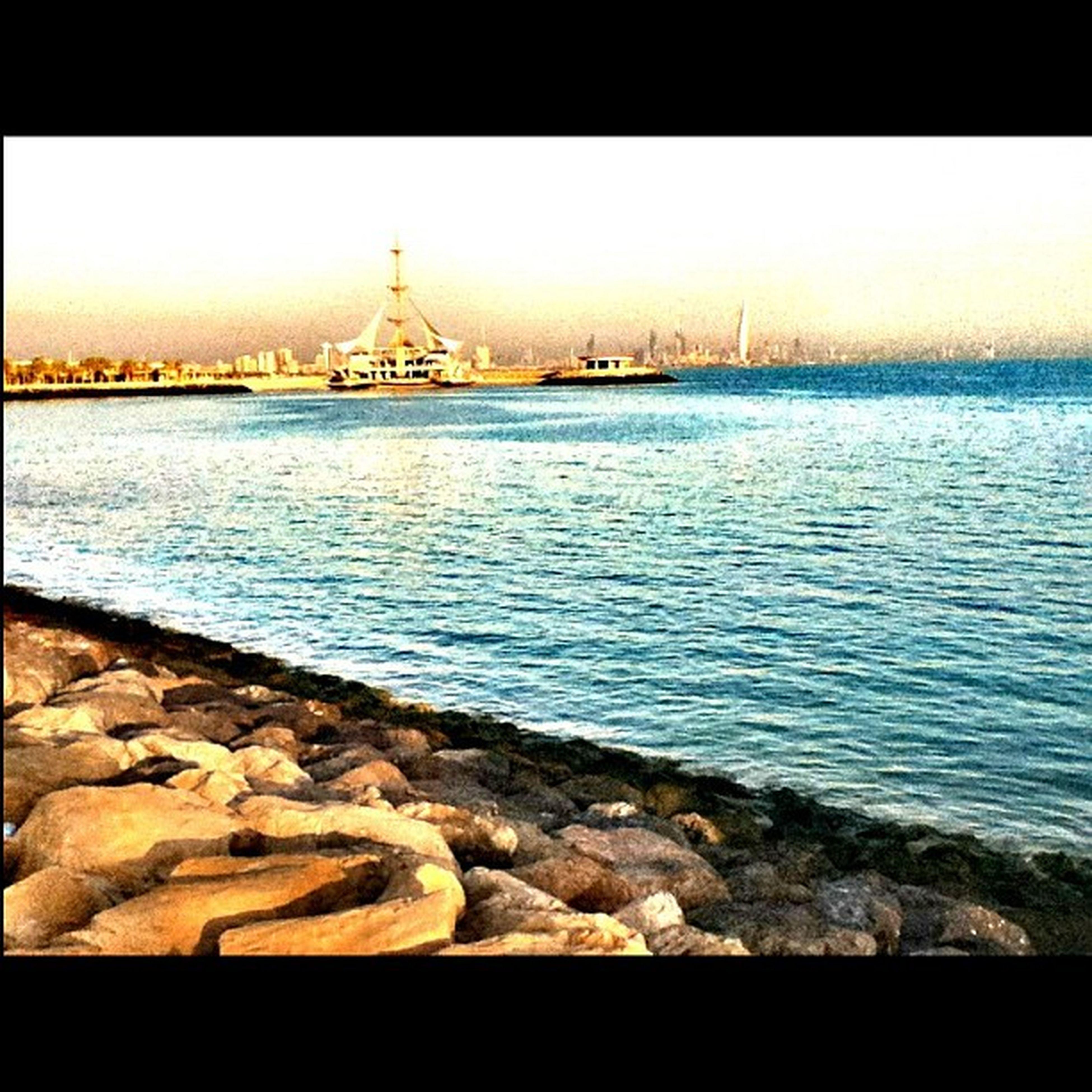 Seaside  GulfOfKuwait