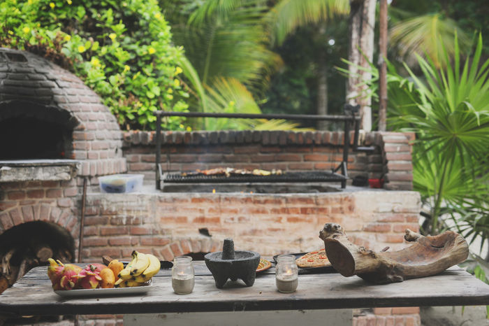 Beach Life Mexico Travel Beach Lifestyle Brick Exotic Fruits Healthy Eating Outdoors Travel Destinations Woodstove