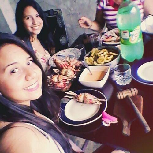 Amo La Comida..!♥ Smile ✌ Friends♡♡ HappySunday✌