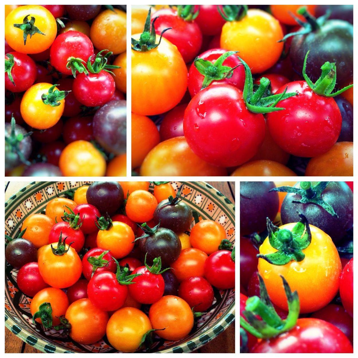 Nature On Your Doorstep Tomate TomateCerise Tomato Tomatoes