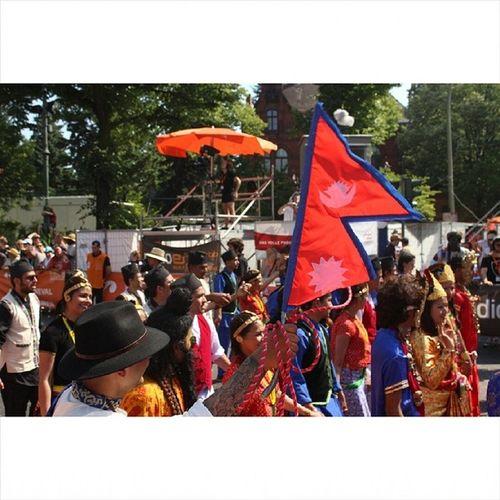 Nepali flag. नेपाली झन्डा । Nepaliflag Nepali  Proudnepali Nepal
