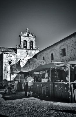 #womadcáceres at Plaza De San Mateo by Johnny García