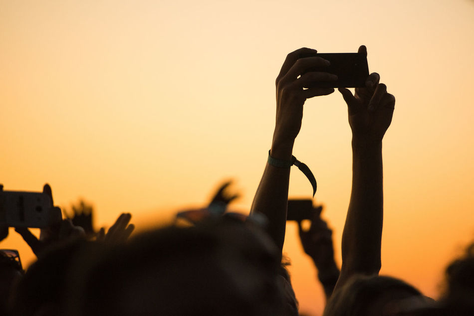 Beautiful stock photos of party, Arms Raised, Arts Culture And Entertainment, Audience, Carefree
