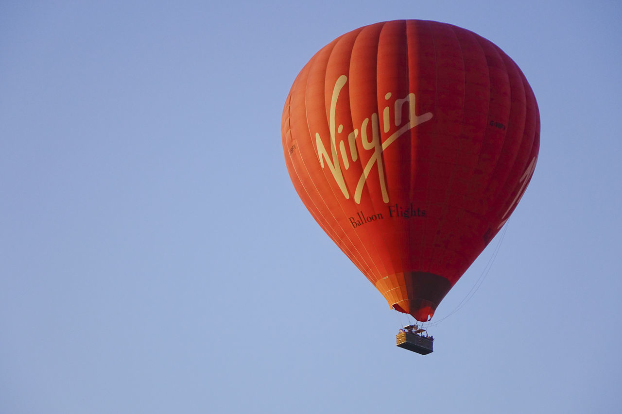 A Virgin hot air balloon flight over the Surrey countryside in Milford, England. England England, UK England🇬🇧 Godalming Hot Air Balloon Hot Air Ballooning Hot Air Balloons Milford Richard Branson Surrey Surrey Countryside Uk Virgin