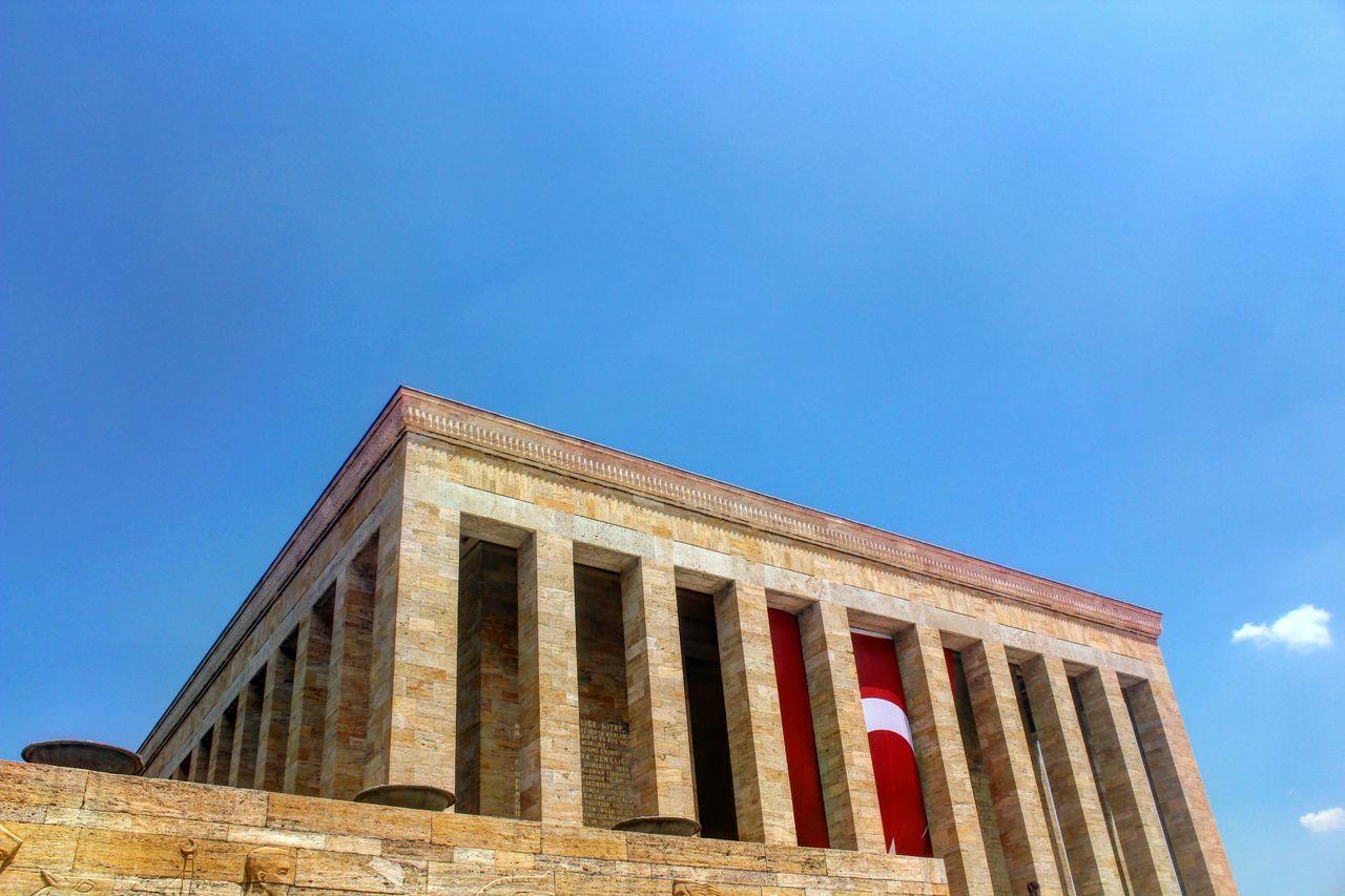 Türkiye Turkey Ankara Angora Anıtkabir Müze Museum Mustafa Kemal Atatürk