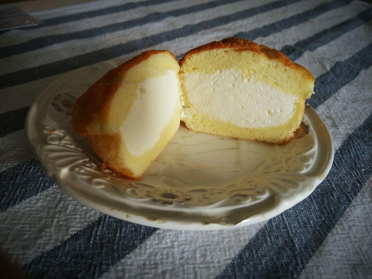 Hokkaido Chiffon Cake Homemade