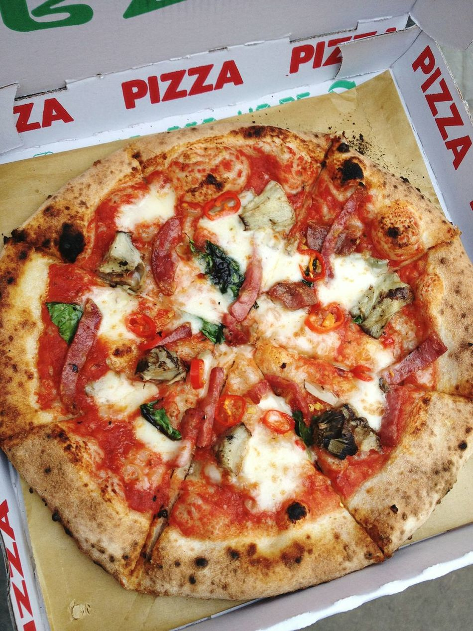 Street Food Worldwide Street Food Pizza Pizza Pilgrims Berwick St Market Authentic Italian Food