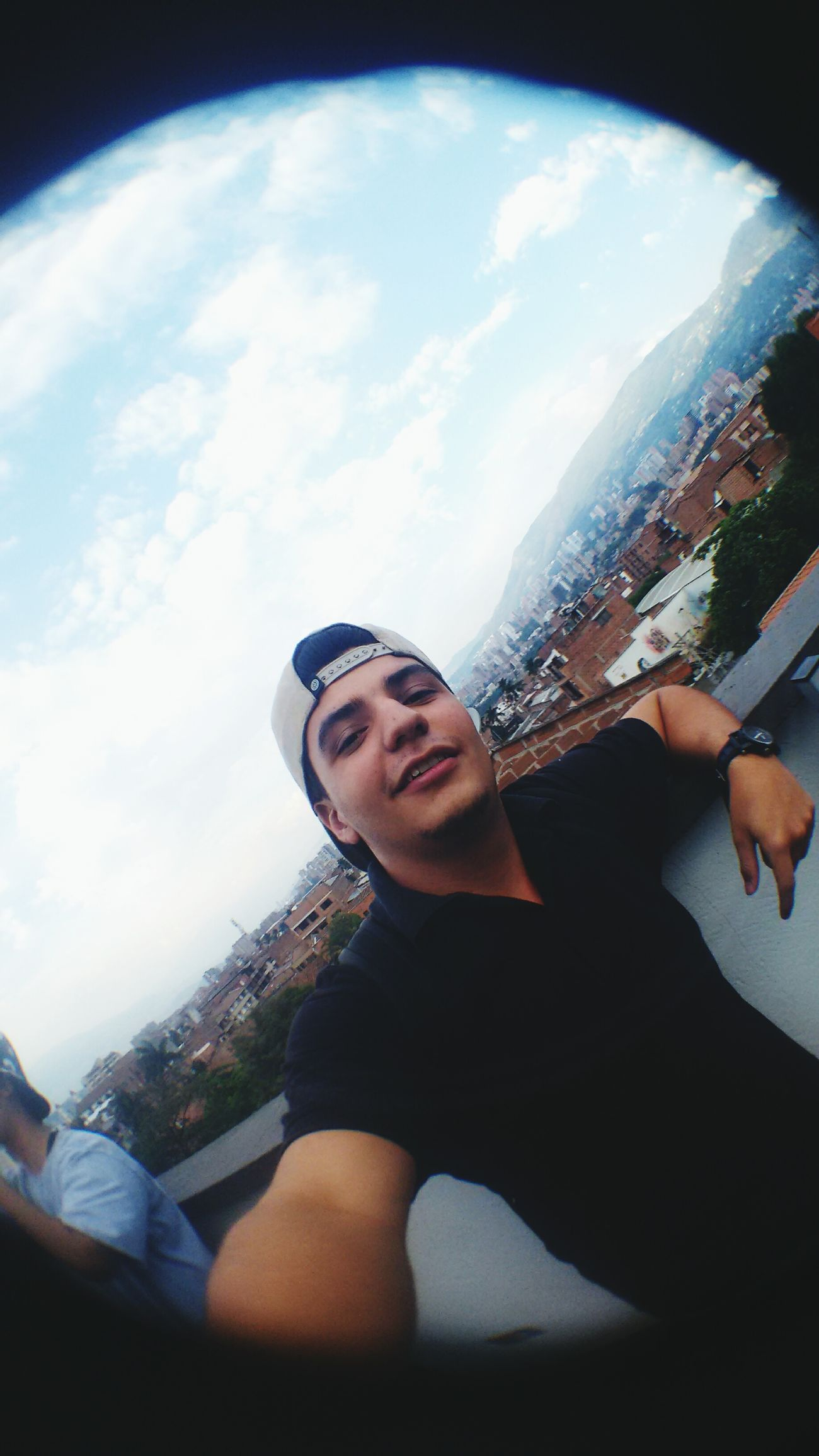 Fisheye Envigado Medellin City Fresh