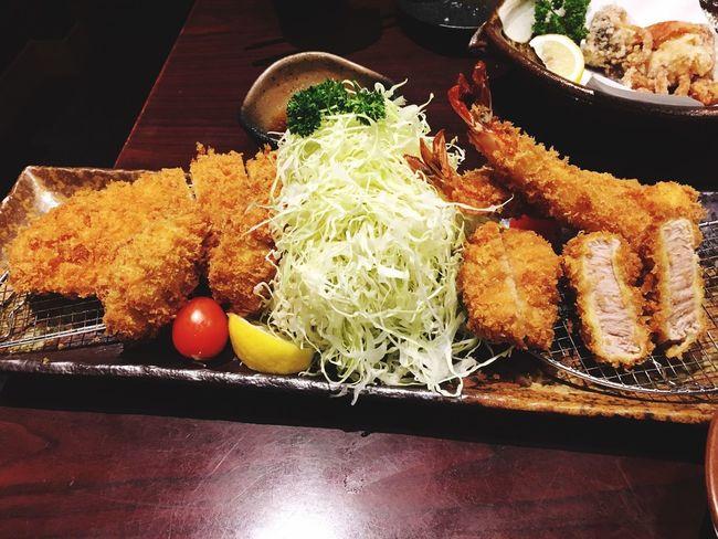 DeepFriedPork Deepfried Check This Out Superfull Yumm Hongkonger Japanese Food
