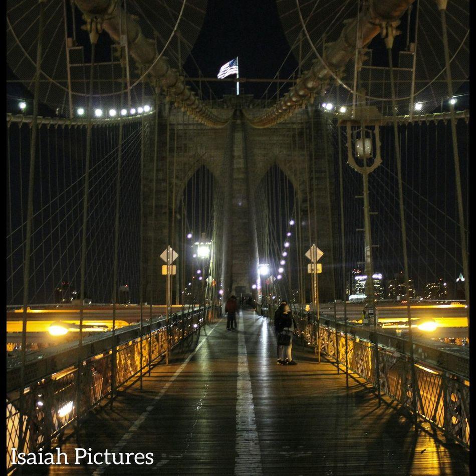 Cities At Night EyeEmNyc Eyeemphotography NYCNights Brooklyn Bridge / New York Nycprimeshot NYC LIFE ♥ Canon_photos Eye4photography  EyeEm Best Shots EyeEm The Best Shots
