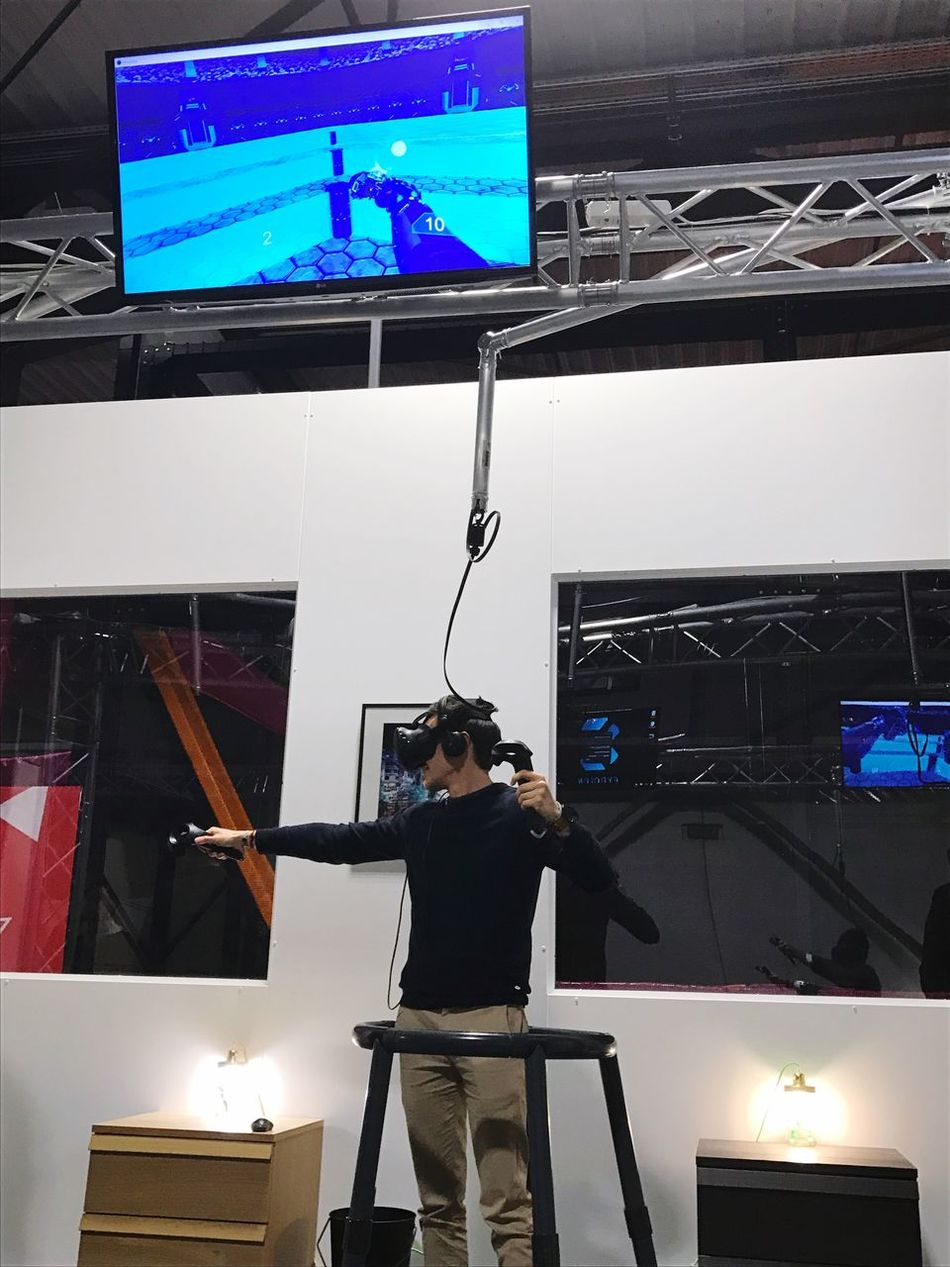 Virtual reality Virtual Reality Vr Gear Htcvive