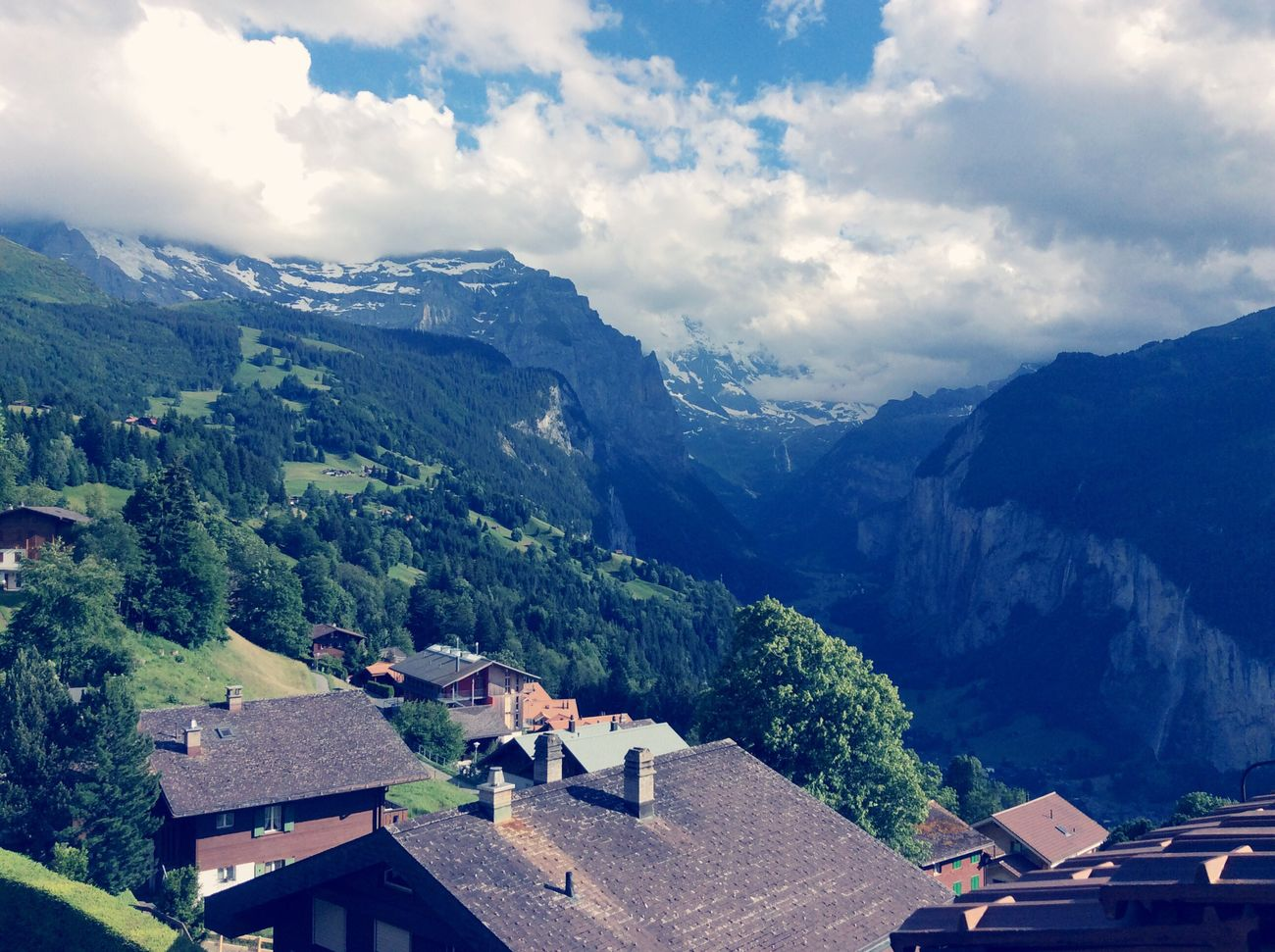 First Eyeem Photo Valley Switzerland Wengen