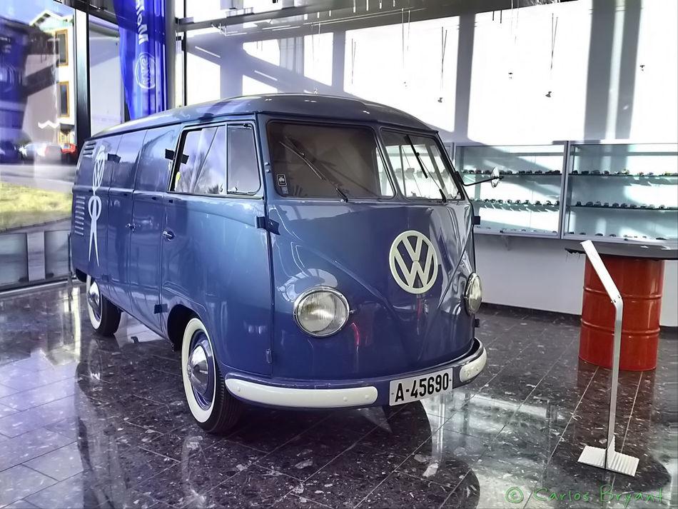 VW Transporter Type 2 1953 Møller Gruppen