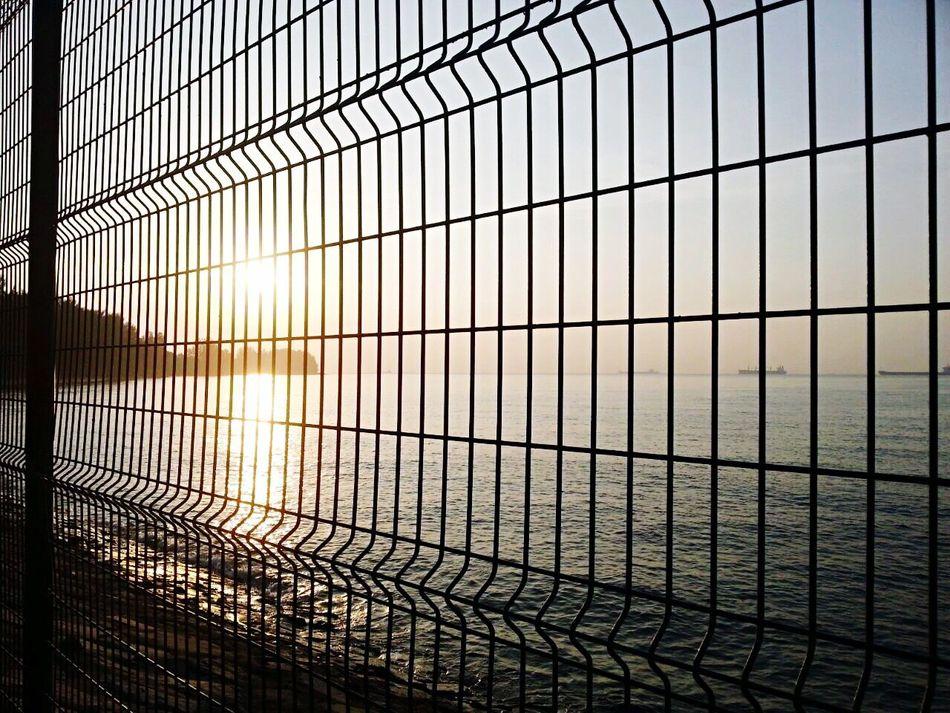 Sea Sky Sunrise