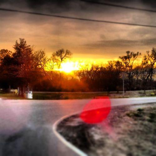 Nebraska Sunsets