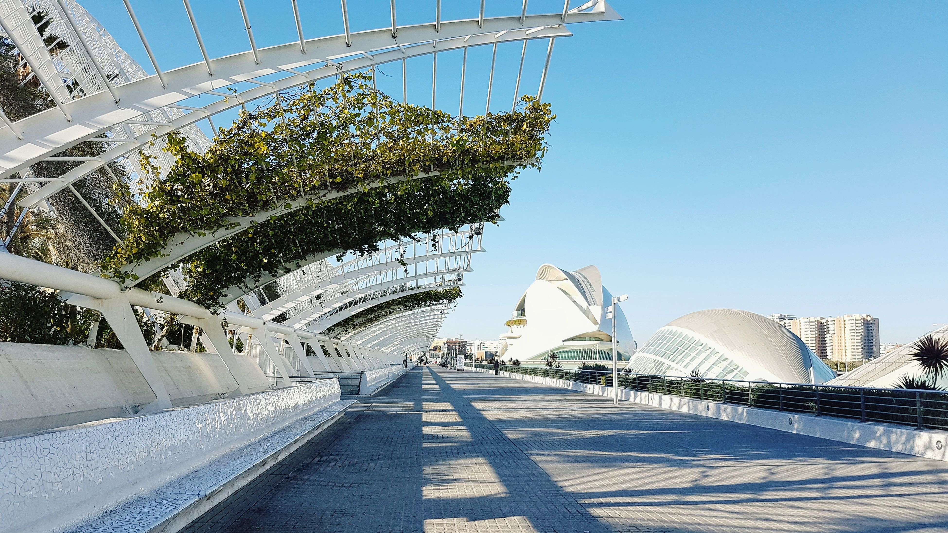 architecture, built structure, travel destinations, building exterior, modern, tourism, day, travel, outdoors, clear sky, arts culture and entertainment, city, vacations, tree, no people, sky