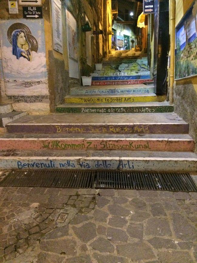 Via atenea ❤️ Streetart Agrigento Girgenti