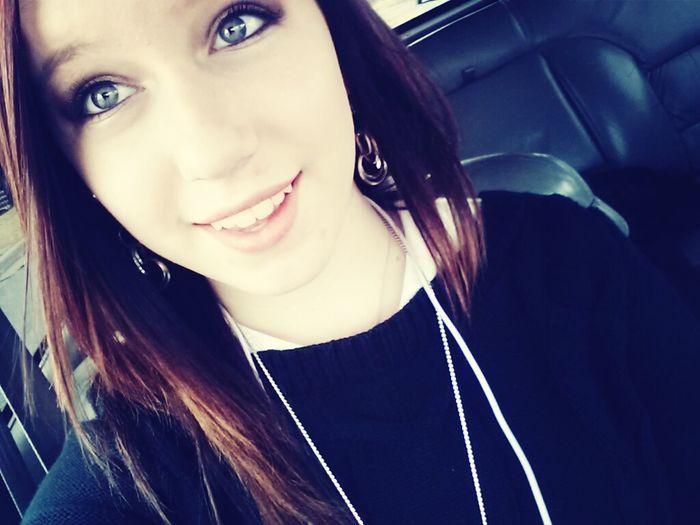 My eyes. ♥