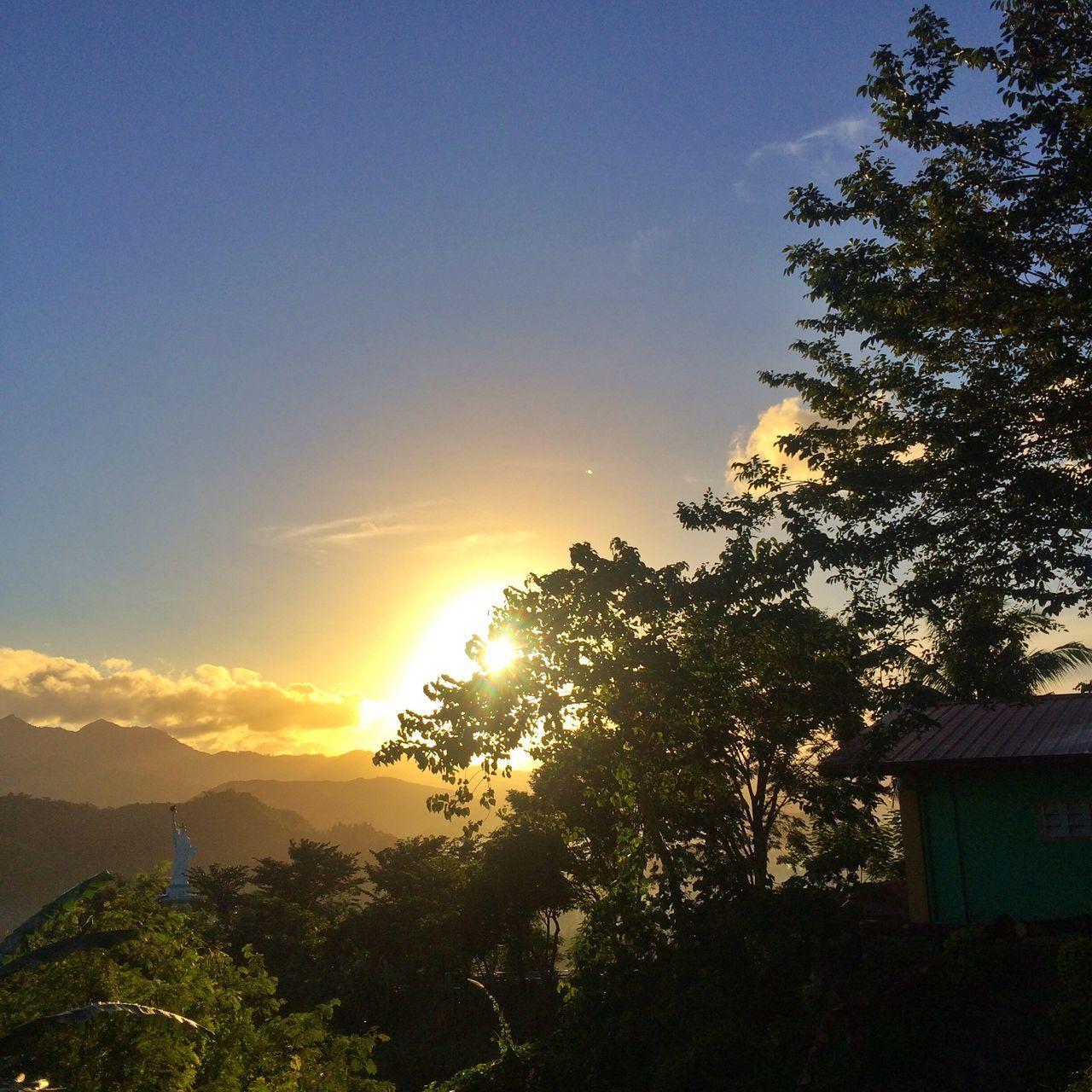 View from Rizal. Philippines Rizal TanayRizal Tanay,rizal No People Beauty In Nature Sky Tree Nature Sunlight Scenics Sunbeam Outdoorsa:mountain]] Day Morning Light Morning Sky Morning Sun Mornings Morning View Morning Walk