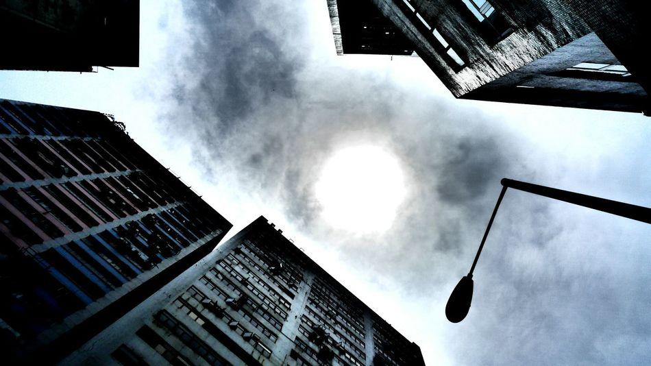Buildings Kwaichung Hong Kong Discoverhongkong DMC_CM1 Leica Mobile Photography Look Up Sky Hkigers Instagram