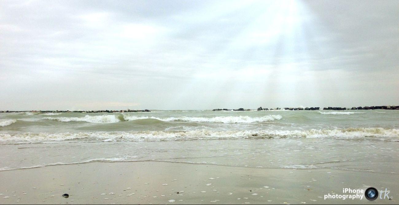 Sea Italy Being A Beach Bum
